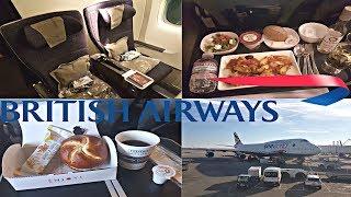 British Airways PREMIUM ECONOMY Chicago to London