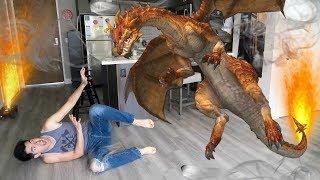CUIDADO CON DESPERTAR AL DRAGON !!