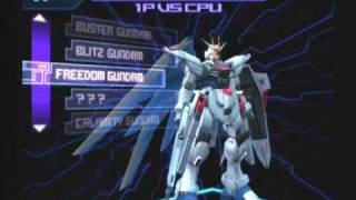 Battle Assault 3 Featuring Gundam SEED Game Sample - Playstation 2