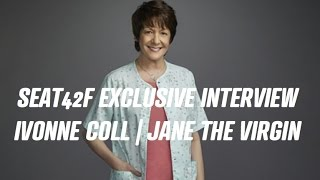 Ivonne Coll Interview Jane The Virgin