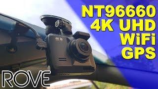 ROVE R2-4K Dash Camera Review top of the line 4k resolution best car dvr