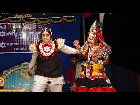 Yakshagana -- Uttarana Pourusha - 7