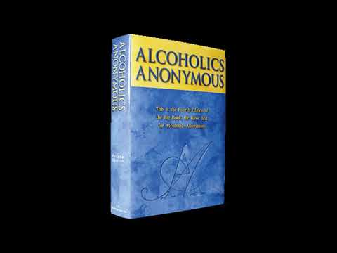 AA BIG BOOK - CH-3 - MORE ABOUT ALCOHOLISM - 4TH EDITION