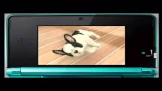 Nintendogs + Cats: French Bulldog & New Friends  3DS rom download