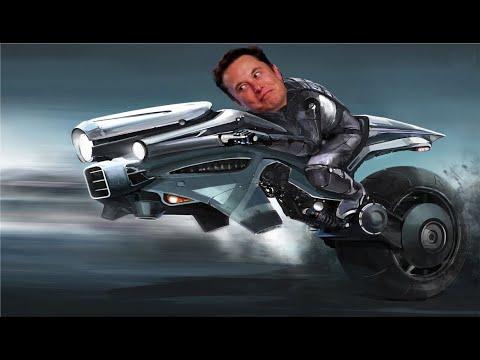 Мотоциклы из будущего! Такие технологии и не снились!