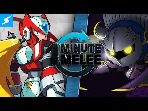 One Minute Melee - Zero vs Meta Knight (Capcom