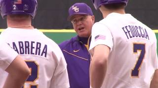 LSU Baseball fans can expect big things from freshman OF/LHP Daniel Cabrera