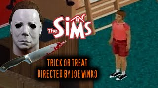 Video Trick or Treat | Sims 1 Horror Movie (2005) | Joe Winko download MP3, 3GP, MP4, WEBM, AVI, FLV Agustus 2018