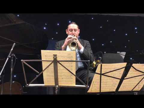 In A Mist (Bix Beiderbecke) - Andy Schumm & Martin Litton - Whitley Bay 2016
