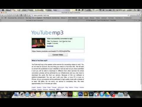 How To Convert Youtube Video To MP3 (SIMPLE STEP)