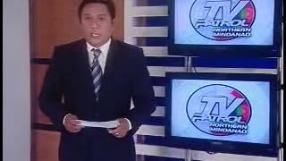 TV Patrol Northern Mindanao - May 12, 2015