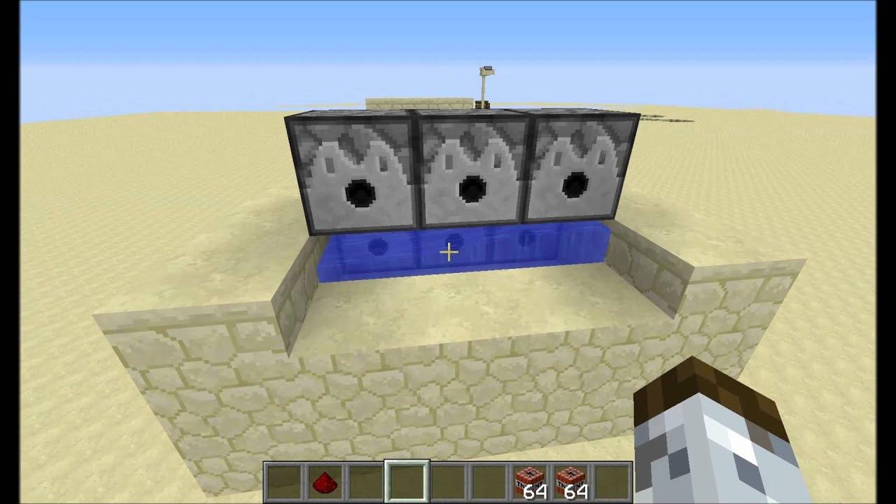 Hose Minecraft
