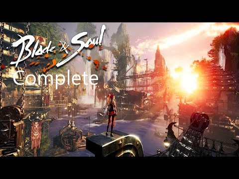 Blade & Soul Complete - Teaser Video And UE4 Update (check Description)