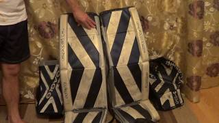 Обзор хоккейных вратарских щитков