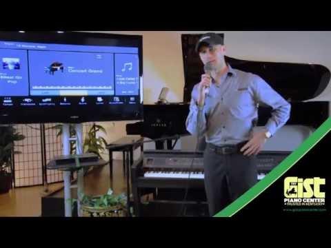 Kooky Karaoke on the Yamaha Clavinova CVP-609 [Discontinued]