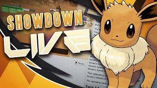 [USUM OU] I Eevee'd These Mons To Sweep With Ease (PS Live #22)