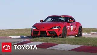 homepage tile video photo for Complimentary 1 year NASA Membership | 2020 GR Supra | Toyota