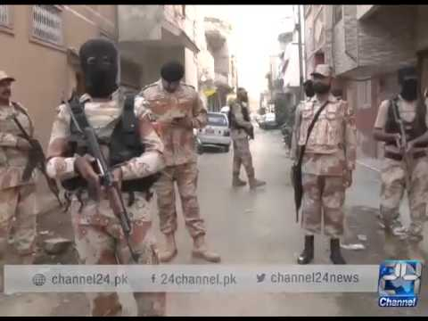 24 Report: Arrested target killer of MQM confesses his crimes