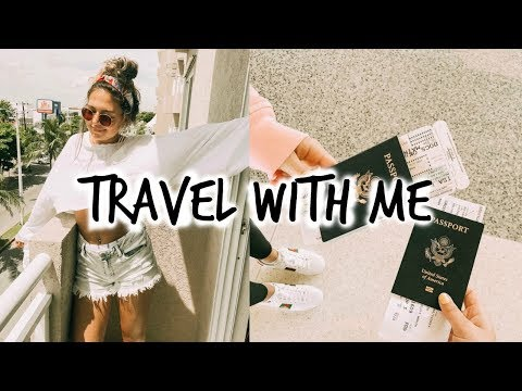 TRAVEL WITH ME TO MEXICO!