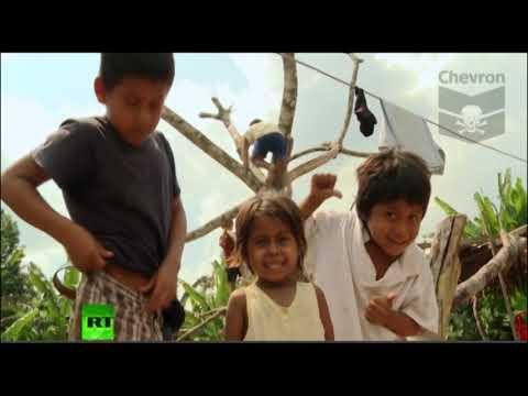 Chevron :Contaminación en Ecuador