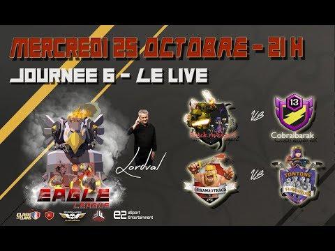🔴 Multiplex WCC S02J05 | Odramaotraca vs TT Family | Cobralbarak vs Avengerz | Clash of Clans