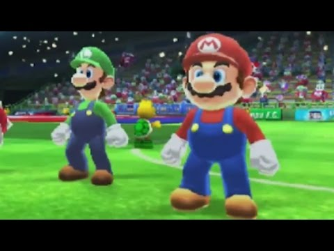 Mario Sports Superstars: Soccer Tournament - Mushroom Cup