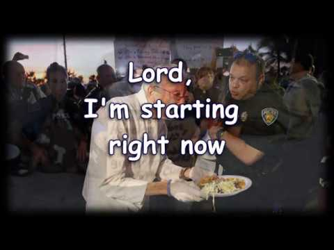 Start Right Here  -  Casting Crowns - Worship Video With Lyrics
