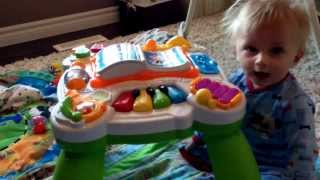 Leap Frog Musical Activity Table Review