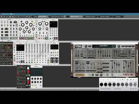 VCV Rack VST Hosting Example Mp3