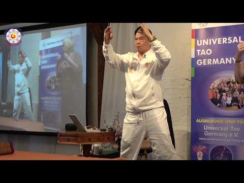 Mantak Chia in Berlin workshop 2017_Elixer Chi Kung