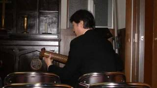 Adrian le Roy-Fredon sur la Romanesque, Gaillarde Romanesque, Shigeo MITO(Lute,リュート)