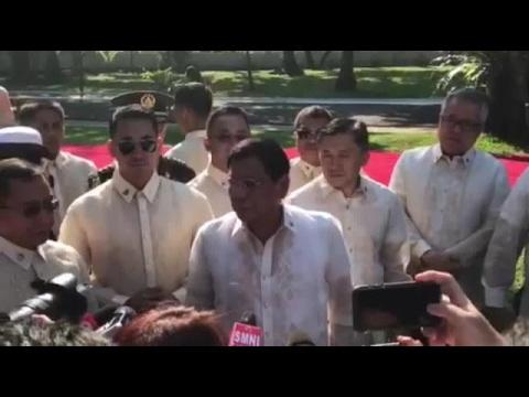 Duterte vows to investigate Manila secret cell