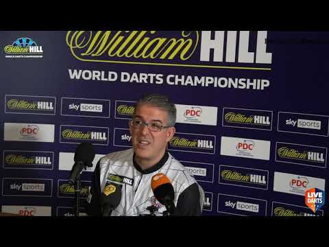 """Jeff Smith """"I've looked at my draw and I'm quite happy with it, I'm not getting out of anyone's way"""""""