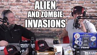 Ken Allen discusses Alien and Zombie Invasions // John Bartolo Show