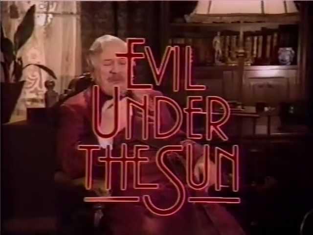 Evil Under the Sun 1982 TV trailer