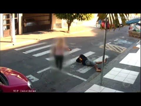 Mãe PM mata assaltante armado em frente à escola da filha em Suzano (SP)