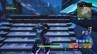 GRINDING TO LVL 100 IN FORTNITE BR! GETTING SOME EASY DUBS! Leader FkZ