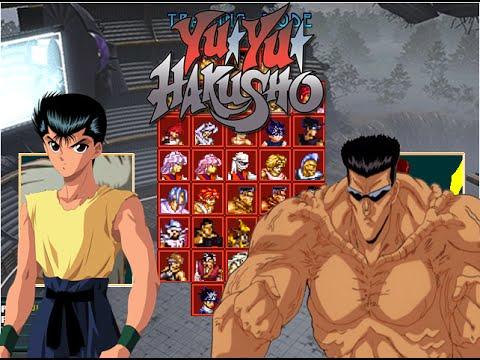 o jogo yu yu hakusho para pc gratis
