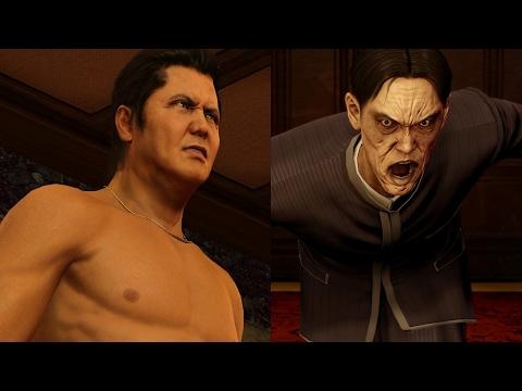 Yakuza 0: Awano and Lao Gui Boss Fight (1080p 60fps)