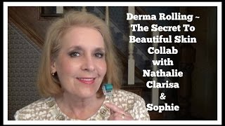 Derma Rolling My Lips/Demonstration~The Secret To More Youthful Lips