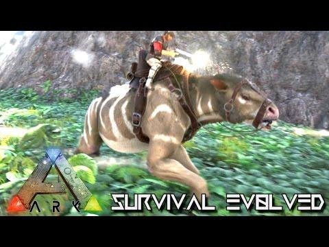 ARK SURVIVAL EVOLVED - NEW UPDATE CHALICOTHERIUM, KAPROSUCHUS, DIPLOCAULUS !!! (Spotlight v248)