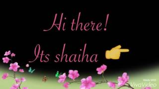 Q&A Answering the Questions! | Shaiha