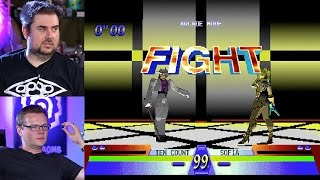 Ranking of Fighters 01: Battle Arena Toshinden 3