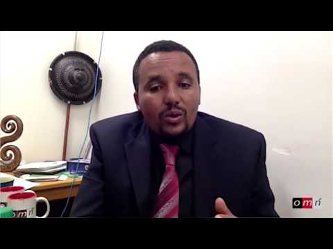 Oromia Media Network Interview with Jawar Mohammed about ongoing #OromoProtests | August 08,2016