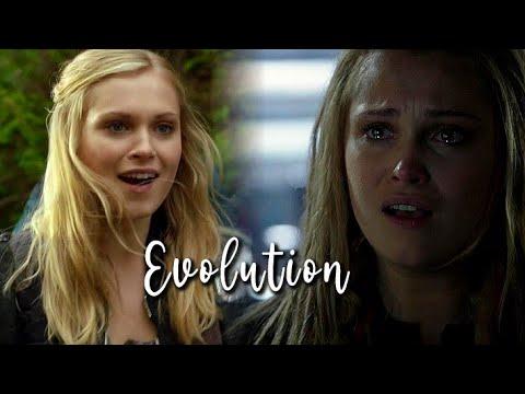 The 100 - Character Evolutions [Season 1 - Season 3]