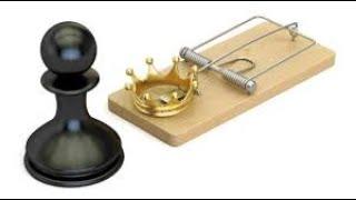The Blackburne Shilling Gambit Trap