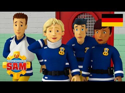 Feuerwehrmann Sam Deutsch Neue Folgen | Arbeitsunfälle - 1 Stunde Abenteuer | Cartoons fur Kinder