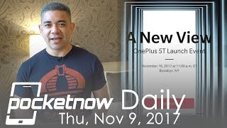 OnePlus 5T features, Google Pixel 2 XL screen flashing & more   Pocketnow Daily
