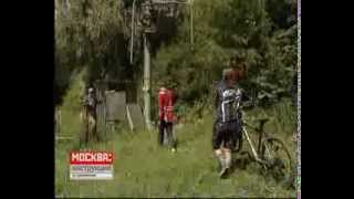 Москва: инструкция по применению (ТНТ). Велосипеды, велоспорт, вело походы.