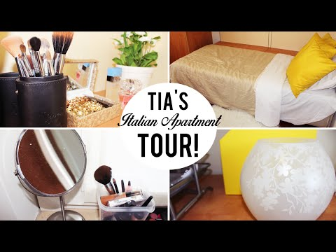 Milan Apartment Tour